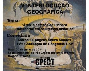 V Interlocução Geográfica