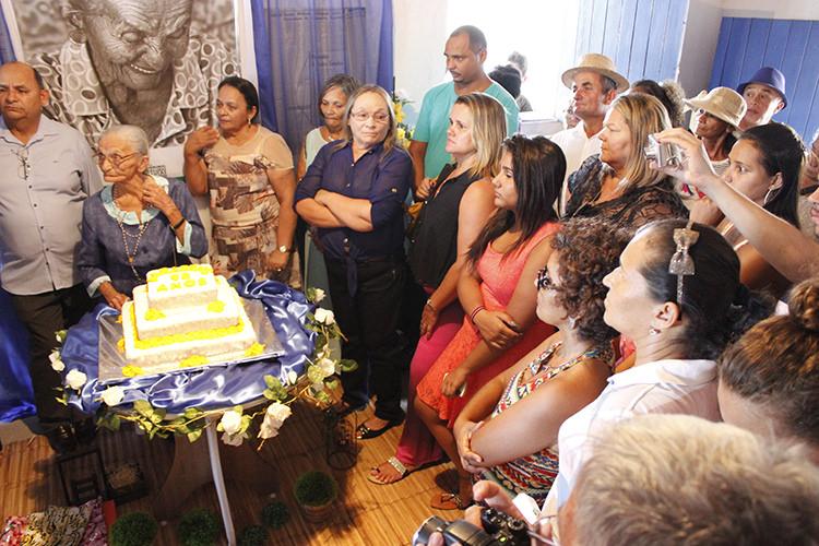 Os 90 anos de Elizabeth Teixeira, mulher marcada paramorrer