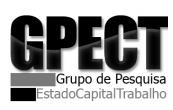 2ª Circular do III ENGPECT e IX FÓRUM (Encontro Nacional do Grupo de Pesquisa Estado, Capital,Trabalho/GPECT)
